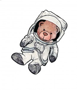 space bearcolor